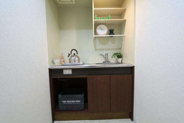 キッチン リフォーム ダイノックフィルム
